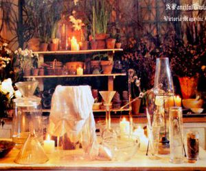 home, Practical Magic, and witch image