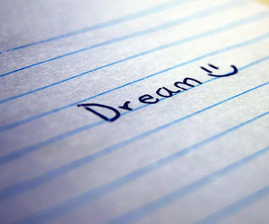 Dream and phrases image