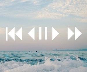 agua, beach, and mar image