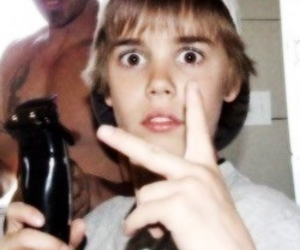 icon, justin bieber, and love image