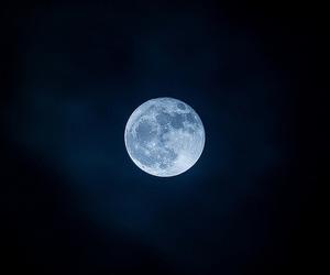 blue, dark, and heaven image