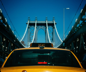 bridge, new york, and yaxi image