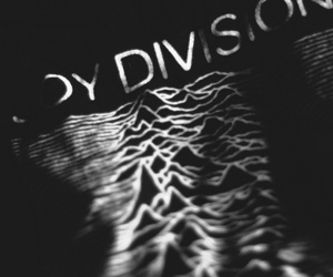 art, ian curtis, and joy division image