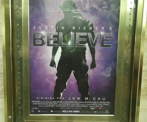 justin, movie, and bieber image