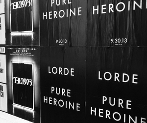lorde, the 1975, and pure heroine image