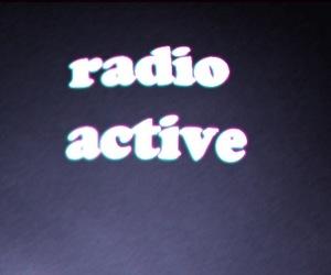 radioactive, grunge, and marina and the diamonds image