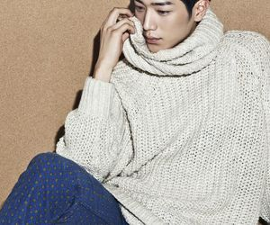 kpop, kang jun, and magazine image