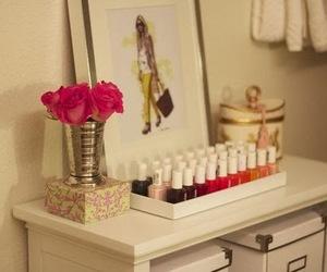 beautiful and nail polish image