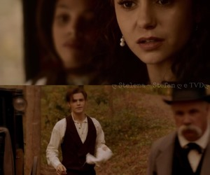 100, katherine, and stefan image
