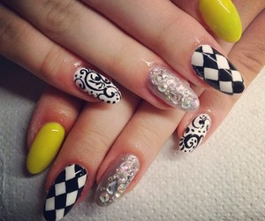 manicure, nails, and my blog image