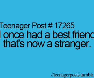 strangers, teenager post, and teenagerpost image