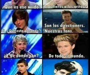 Forever Young, louis, and directioners image