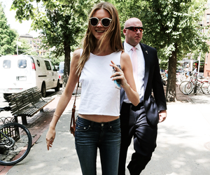 fashion, model, and Behati Prinsloo image