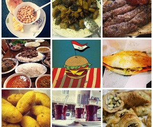 arabic, baghdad, and food image
