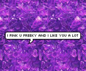 die antwoord, ninja, and i fink u freeky image