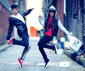 swag, boy, and dance image