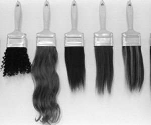 hair and Brushes image