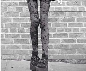 ana, grunge, and skinny image