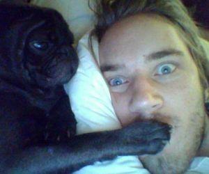 pewdiepie and Edgar image