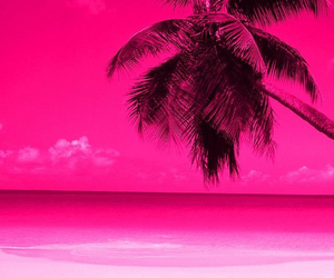 beach, paradise, and wallpaper image