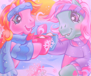 cool, my little pony, and sister image