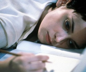 Letter, winona ryder, and write image