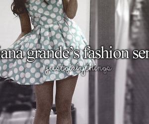 ariana grande, fashion, and ariana image
