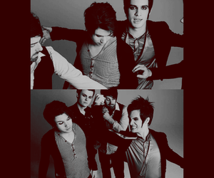 boy, boys, and brendon urie image