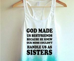 fashion, best friends, and sisters image