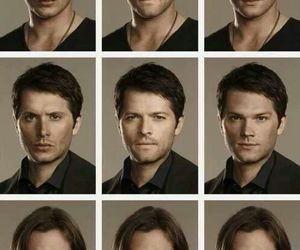 dean, interesting, and Sam image