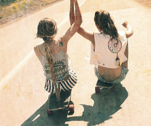 bff, girls, and best friends forever image