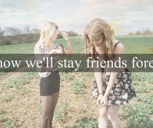 friends, forever, and girls image