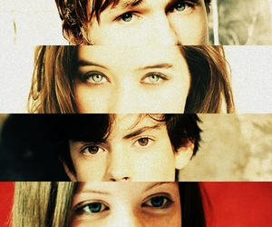 narnia, eyes, and Lucy image