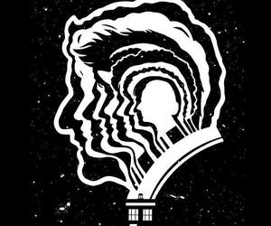 doctor, doctor who, and tardis image