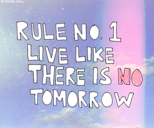 quote, rules, and live image