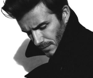 David Beckham, football, and Hot image