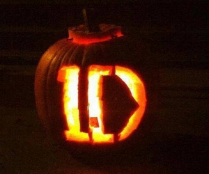 one direction, 1d, and Halloween image