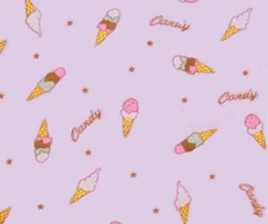 background and ice cream image