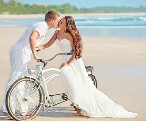 wedding, beach, and boy image