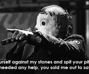 slipknot, quote, and corey taylor image