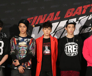 team a and who is next ?w.i.n image