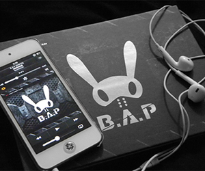 kpop, b.a.p, and zelo image