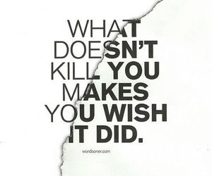 kill, quotes, and wish image