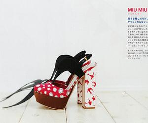 miu miu and shoes image