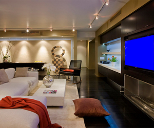 living room, luxury, and design image
