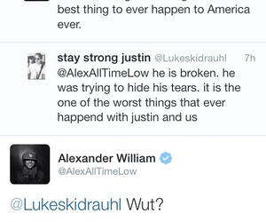 alex gaskarth, all time low, and concert image
