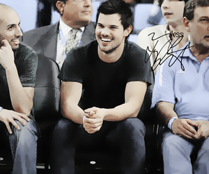 lautner, taylor, and lauties image