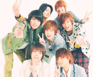 band, group, and japan image