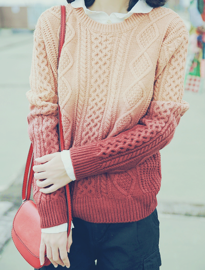 girl, sweater, and cute image