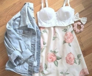 clothes, outfit, and summer image